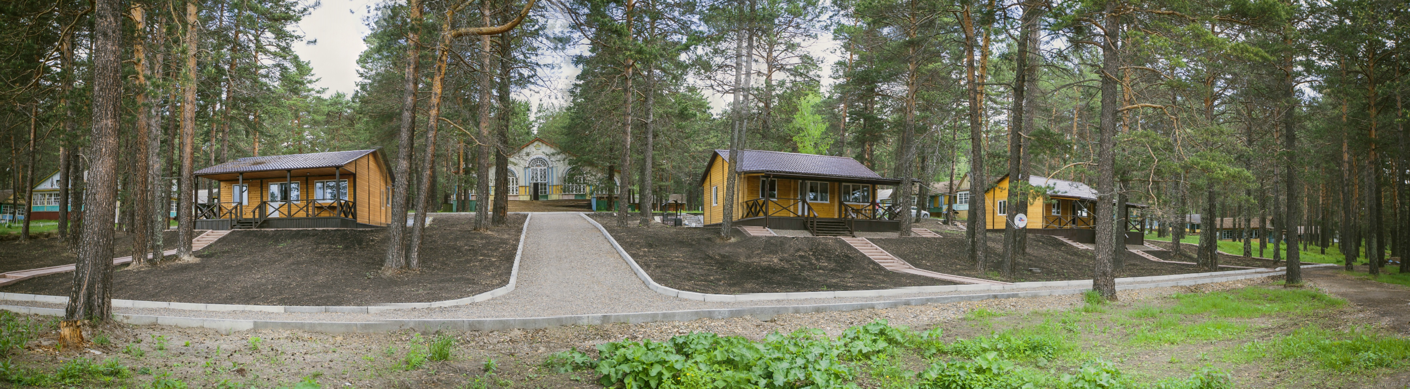 База отдыха Красноярск